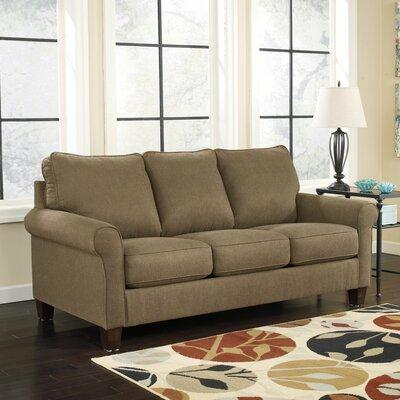 Osceola Full Sleeper Sofa Upholstery: Basil