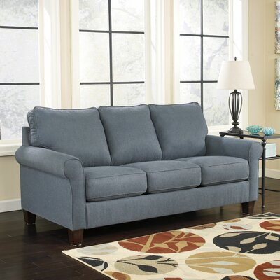 Osceola Sleeper Upholstery: Denim