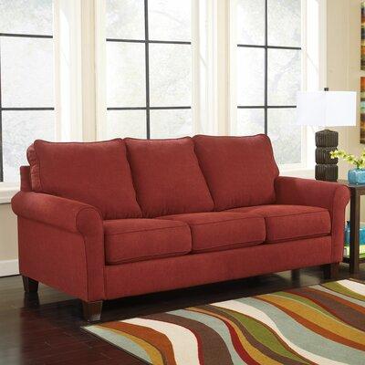 Osceola Sleeper Upholstery: Crimson