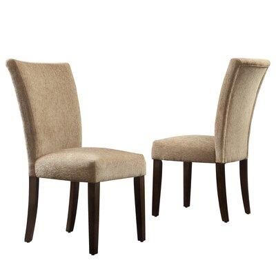 Malta Chenille Parson Chair