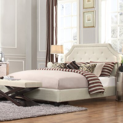 Somerby Upholstered Platform Bed Size: Queen