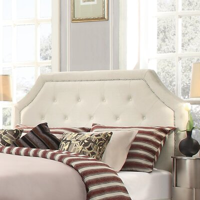 Haysville Upholstered Panel Headboard Size: Queen