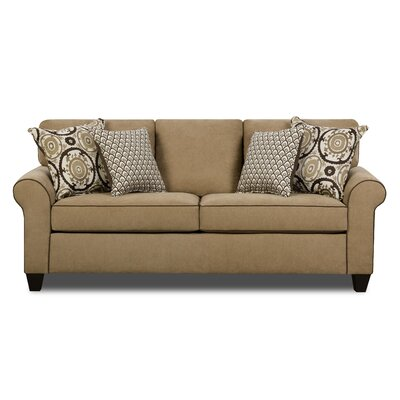 Darby Home Co DABY7653 Simmons Upholstery Milligan Sleeper Sofa