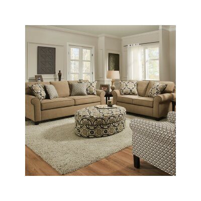 Milligan Configurable Living Room Set