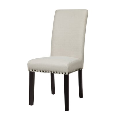 Redfield Side Chair Upholstery: Ricepaper