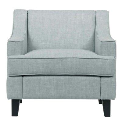Rhinebeck Armchair Upholstery: Hazy Blue