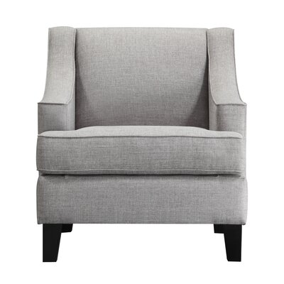 Rhinebeck Armchair Upholstery: Gray