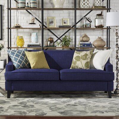 Rhinebeck Sofa Upholstery: Twilight Blue