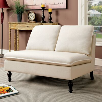 THRE4151 28203542 THRE4151 Three Posts Worcester Contemporary Loveseat