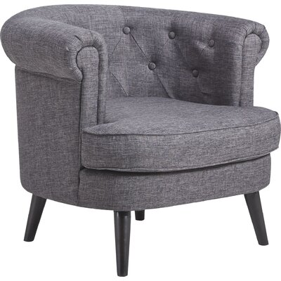 Donlon Traditional Barrel Chair
