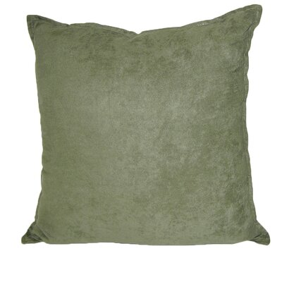 Palermo Throw Pillow Size: 22 H x 22 W, Color: Olive
