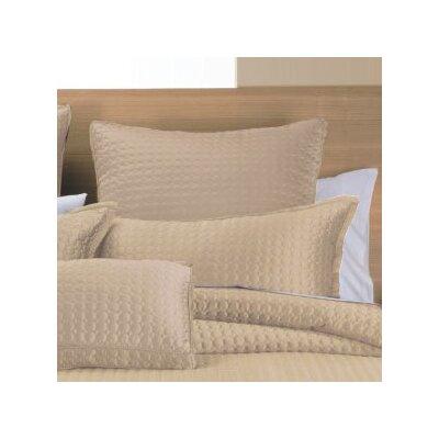 Westchester Quilt Sham Color: Cream Circle, Size: Standard