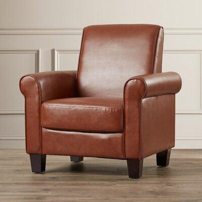 Ravenwood Armchair Upholstery: Med Brown