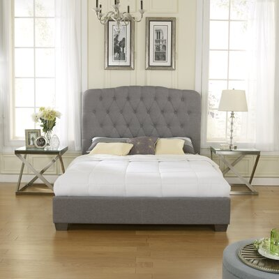 Southold Upholstered Platform Bed Size: Queen
