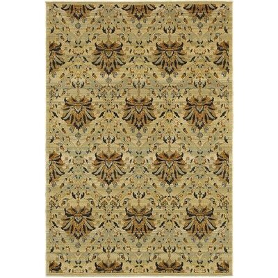 Mana Beige Area Rug Rug Size: Rectangle 8 x 10