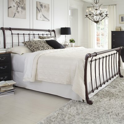 Abell Sleigh Bed Size: California King