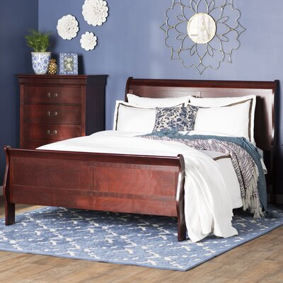 Birchview Queen Sleigh Bed