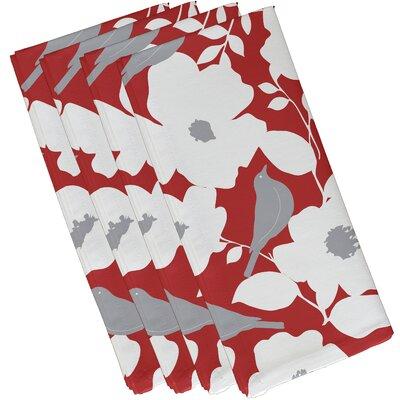 Grand Island Modfloral Print Napkin