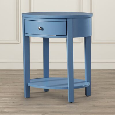 Canterbury End Table Finish: Sky Blue