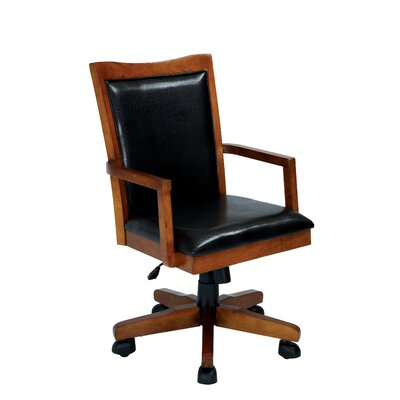 Pioneer Adjustable Wood Frame Arm Chair