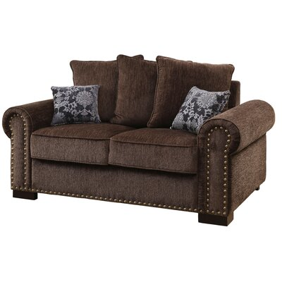 Bonniview Chenille Loveseat