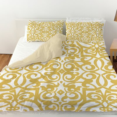 Bainbridge Duvet Cover Size: King