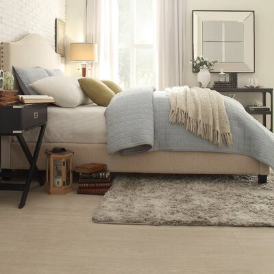 Leonora Upholstered Platform Bed Size: King