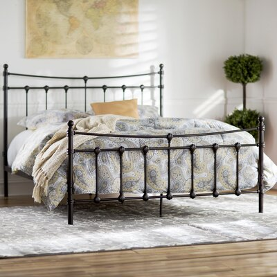 Bensley Panel Bed Size: Queen