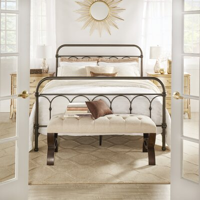 Farrell Panel Bed
