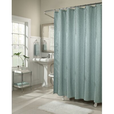 Malone Shower Curtain Color: Peacock