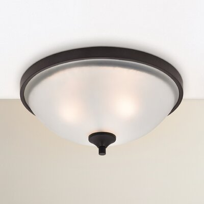 Southbury 3-Light Flush Mount