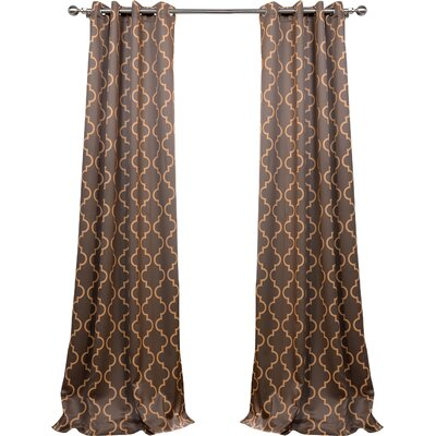 Three Posts Grouse Thermal Blackout Single Curtain Panel