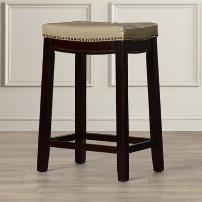 Russett 26 Bar Stool Color: Jute