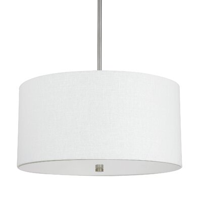Portman 4-Light Drum Pendant