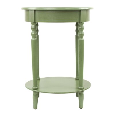 Gettysburg End Table Finish: Antiqued Basil