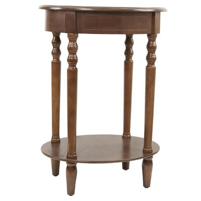 Gettysburg End Table Finish: Ash Brown