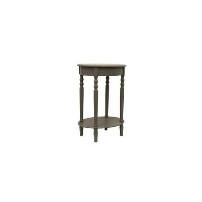 Gettysburg End Table Finish: Eased Edge Gray