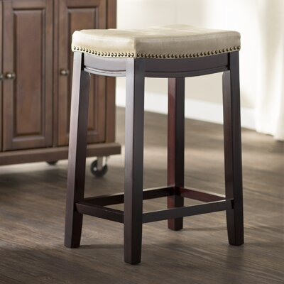 Russett 26 Bar Stool Upholstery: Jute