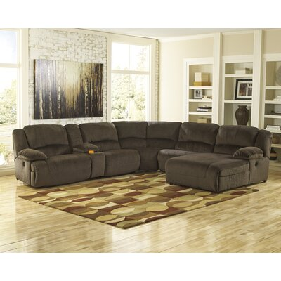 Malta Reclining Sectional
