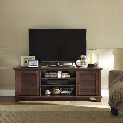 Hunterstown TV Stand Finish: Mahogany