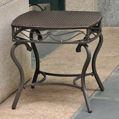 Meetinghouse Side Table Finish: Chocolate