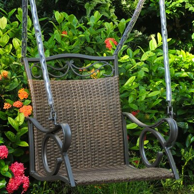 Meetinghouse Porch Swing Finish: Antique Brown