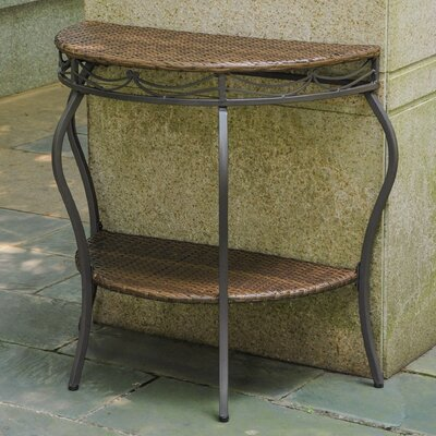Meetinghouse Console Table Finish: Antique Brown