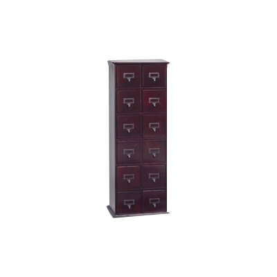 Shillington Multimedia Library Style Cabinet Finish: Cherry