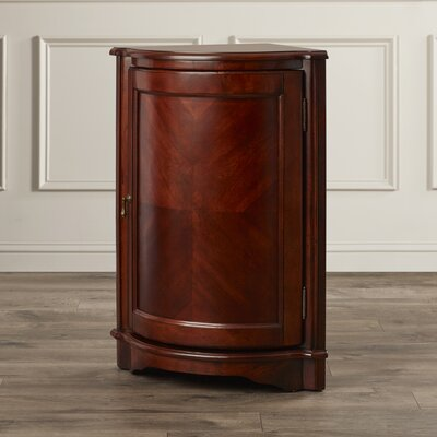 Borgen End Table Finish: Plantation Cherry