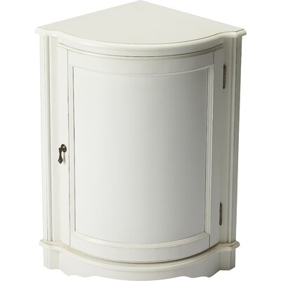 Borgen End Table Color: Cottage White