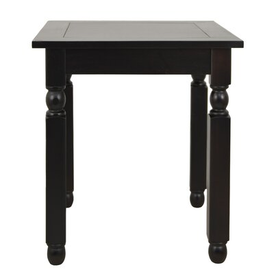 Weaver End Table Color: Espresso