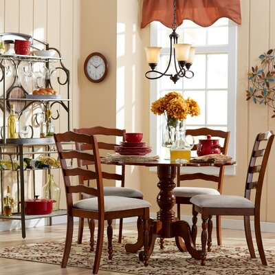 Beallsville Oldenburg 3 Piece Dining Set