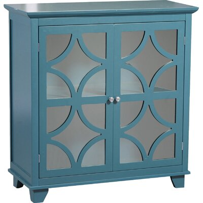 Tess 2 Door Accent Cabinet