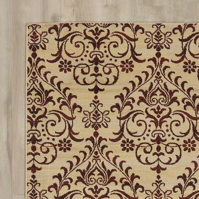 Lakeshore Brown Area Rug Rug Size: Runner 23 x 77